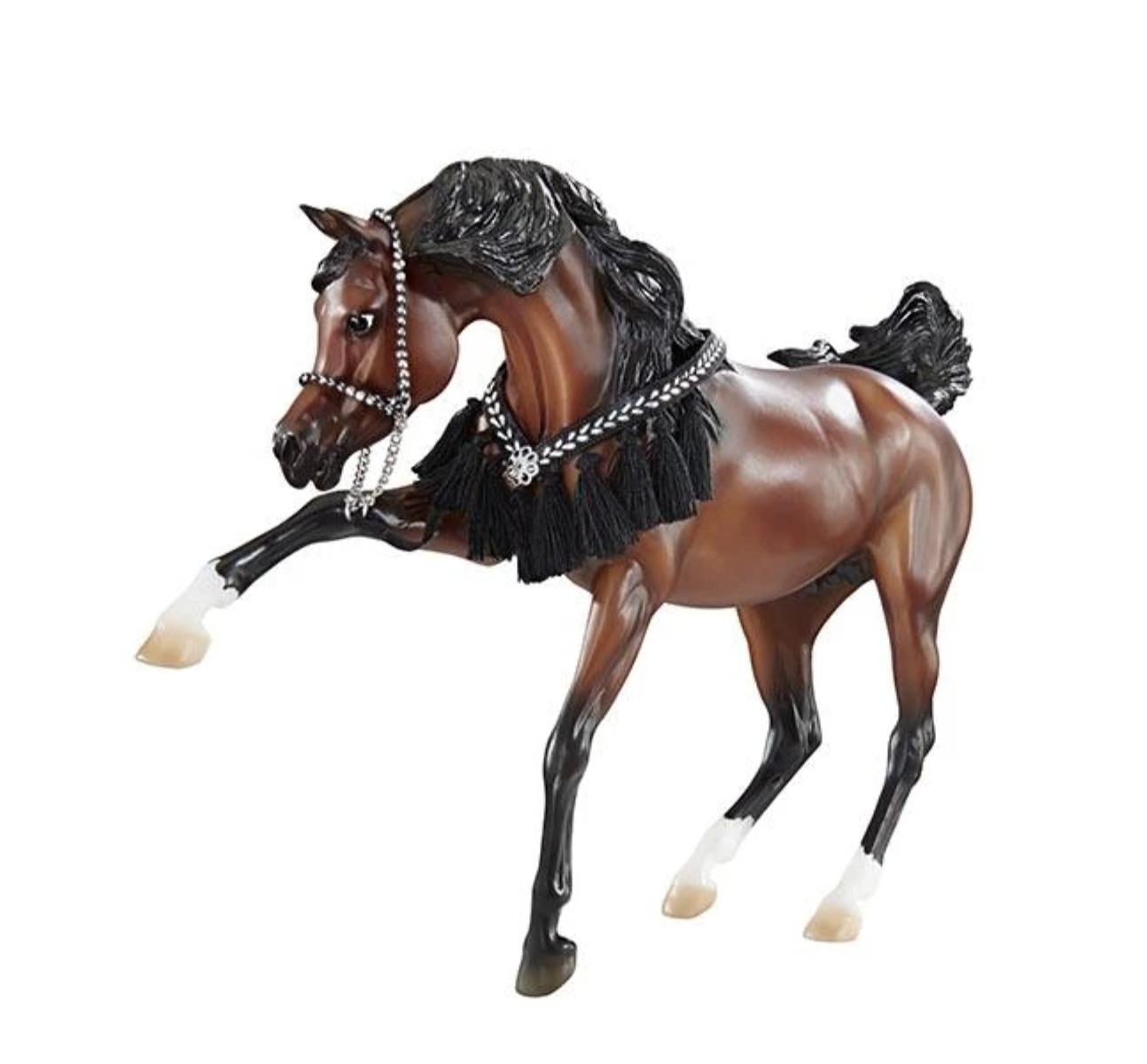 Breyer Horse Empres Sporthorse Saddlery
